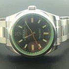 Rolex MILGAUSS GREEN