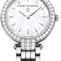 Harry Winston Premier Ladies Quartz 36mm prnqhm36ww017