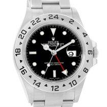 Rolex Explorer Ii Parachrom Hairspring Steel Automatic Watch...