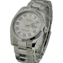 Rolex Unworn 116234 Datejust 36mm in Steel with Oyster...