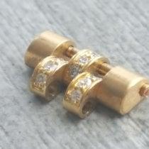 Rolex extrem rare 10mm Link 18K Gold Jubilee factory diamonds...