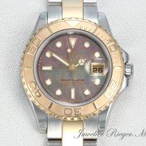 Rolex Yachtmaster 169623 Edelstahl Gelbgold 750 Yacht-Master