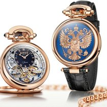 Bovet Amadeo Fleurier Complications Russia
