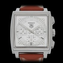 TAG Heuer Monaco Stainless Steel Gents CW2112 - W4067
