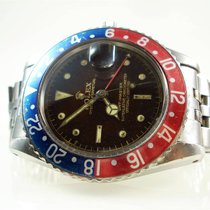 Rolex GMT-Master 1675 PCG TROPICAL UNPOLISHED case 1959