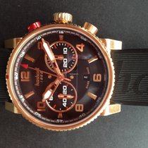 Hanhart Primus Racer Chronograph Rotgold Limited Edition Nr....