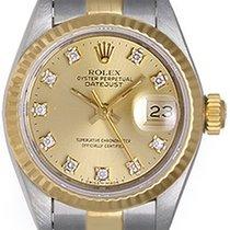 Rolex Ladies Datejust 2-Tone Watch 69173