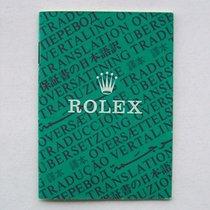 Rolex Raro libretto COSC anni '70