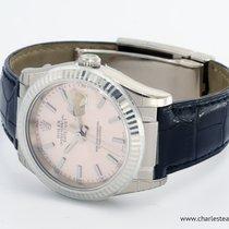 Rolex White Gold DateJust