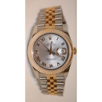 Rolex Datejust 116233 Stainless Steel and 18K Yellow Gold New...