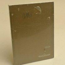 Jaeger-LeCoultre Idéale Manual Info Booklet