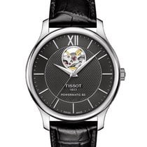 Tissot Tradition Automatic Black  Powermatic 80