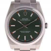 Ρολεξ (Rolex) Oyster Perpetual Stahl Automatik Armband Oyster...