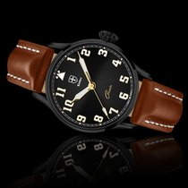 Biatec Corsair CS 02 - Pilot Watch with ETERNA movement