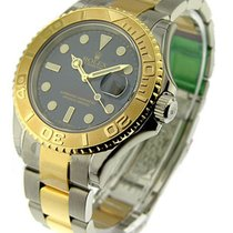 Rolex Unworn 16623b Yacht-Master 2-Tone in Steel and Yellow...