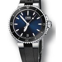 Oris Aquis 36 Automatic Rubber Men's Date Watch