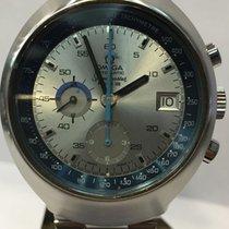 Omega Speedmaster Mark III Jedi Chronograph White Dial - Steel...
