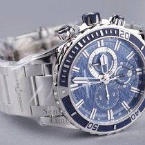 Ulysse Nardin Marine Diver Chronograph on Bracelet
