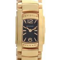Bulgari Assioma 18K Rose Gold Ladies Watch AAP26G