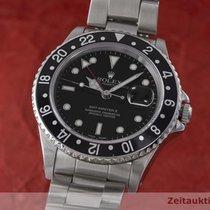 Rolex Gmt-master II Date Automatik Edelstahl Herrenuhr Ref:...