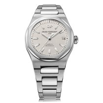 Girard Perregaux Laureato Automatic Stainless Steel Silver...