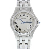 Cartier Panthere Cougar 987904 Stainless Steel Quartz