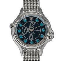 Fendi Crazy Carats 38mm Black Dial Quartz Ladies Watch –...