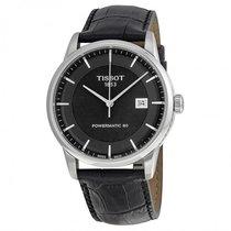 Tissot Men's T0864071605100 T-Classic Luxury Powermatic80 ...