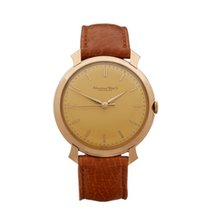 IWC Vintage 18k Rose Gold Gents