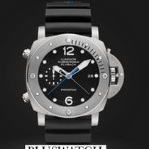 Panerai LUMINOR SUBMERSIBLE 1950 3 DAYS CHRONO FLYBACK 47MM...