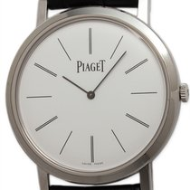 Piaget Altiplano 18K WG  Box & Papers Mint