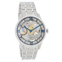 天梭 (Tissot) Des-Tourelle Men Skeleton Swiss Automatic Watch...