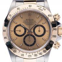 Rolex Daytona Cosmograph Zenith Stahl Gelbgold Automatik...