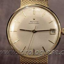 Ζενίθ (Zenith) Automatic Classic 18kt. Gold Vintage Piepan...