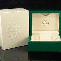 Rolex Box Uhrenbox mit Umkarton & Schuber 39137.04