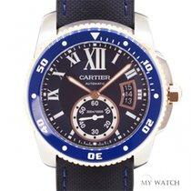 カルティエ (Cartier) Calibre de Cartier Diver  W2CA0008 NEW