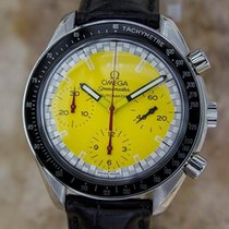 Omega Speedmaster Stainless St Automatic Mens Sports Chronogra...