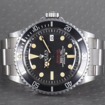 Rolex Sea-Dweller Double Red Mk4 - Complete set