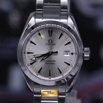 Omega Seamaster Aqua Terra Ladies 29mm Quartz 2577.3000 (mint)