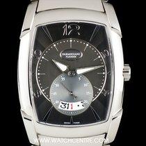 Parmigiani Fleurier Stainless Steel Grey Dial Kalpe Grande...
