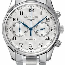 Longines Master Automatic Chronograph 40mm L2.629.4.78.6