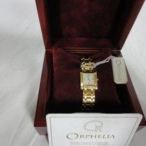 Orphelia Damen-Armbanduhr 18 Karat 750 Gelbgold 57.6 Gramm