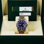Rolex Submariner Date Steel & Gold Blue Dial