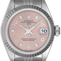 Rolex Lady Datejust Stainless Steel Ladies Watch 79174