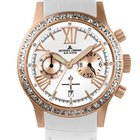 Jacques Lemans Damenuhr Porto Chronograph 1-1527D