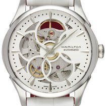 Hamilton Jazzmaster Viewmatic Skeleton Lady