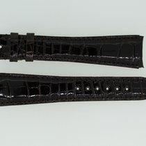 Audemars Piguet Lederband / Alligator / Dunkelbraun - 22/20...