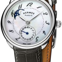 Hermès Arceau Petite Lune Automatic GM 38mm 041051WW00
