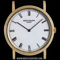 Πατέκ Φιλίπ (Patek Philippe) 18k Yellow Gold White Porcelain...