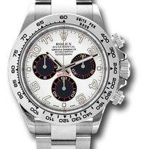 Rolex 116509 White Gold Daytona Panda Dial